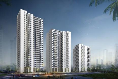 Dự án khu nhà ở thương mại CT11 & CT12, Tứ Hiệp, Thanh Trì, Hà Nội