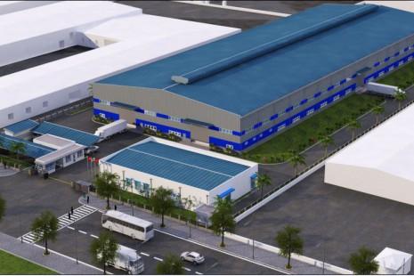 Dự án LG Coil Center – Tràng Duệ, Hải Phòng