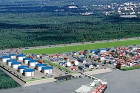 Dự án xây dựng cảng biển VIPCO- Gói thầu III - Hải Phòng