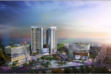 Dự án Tổ hợp Khách sạn, căn hộ cao cấp Dragon Pia, Nha Trang