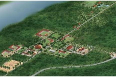 Dự án xây dựng Đại học Luang Prabang - Lào