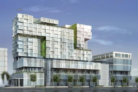 Dự án Khách sạn 5 sao Huế UHotel  – TP. Huế