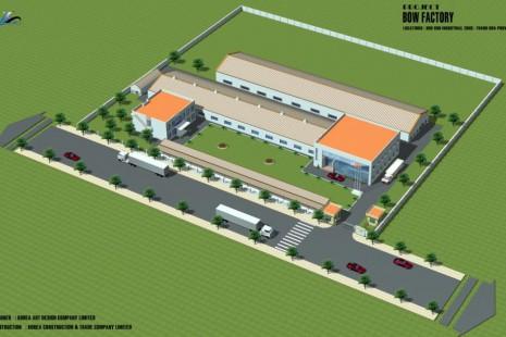Nhà máy BOW International – Thanh Hóa