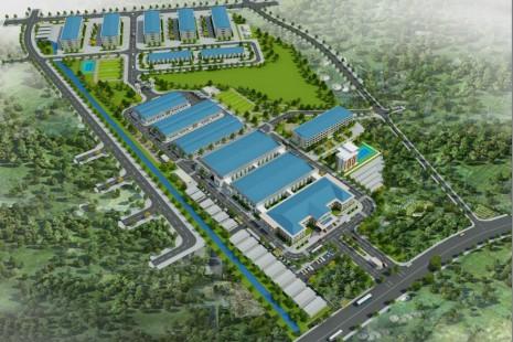 Dự án nhà máy Glonics – Phú Xã, Thái Nguyên