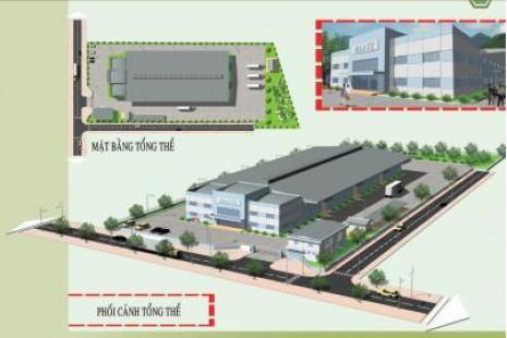 Dự án xây dựng Nhà máy Haatz – Hưng Yên