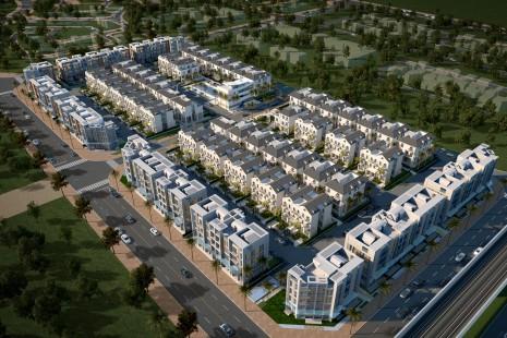 Dự án Starlake Villas K3-TT1 & TT2 –Tây Hồ Tây, Hà Nội