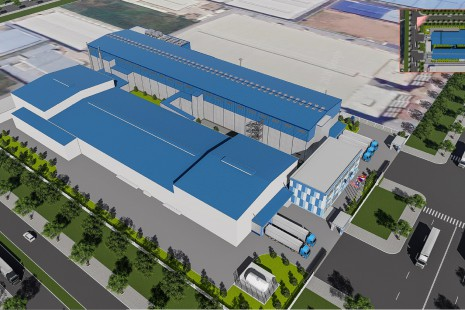 Vina Pride Seafoods Factory Extension Project