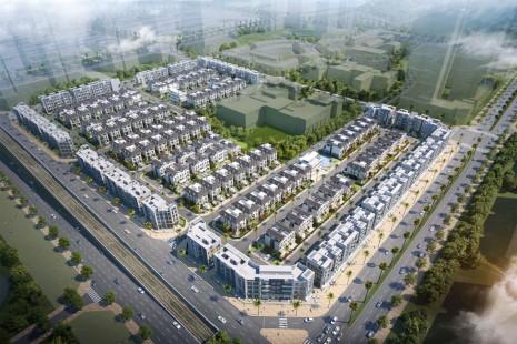 Dự án Starlake Villas K5 & K7 - TT1 & TT2  – Tây Hồ Tây, Hà Nội